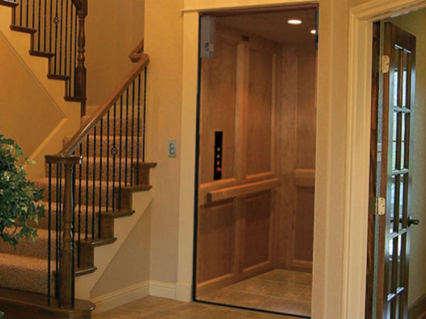 Home elevators haqsons engineering for Elevators home